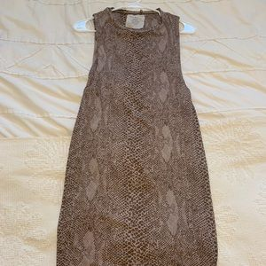 SOLD Acacia Tulum dress worn once